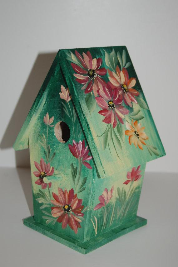 Birdhouses - Unique house painting ideas ...