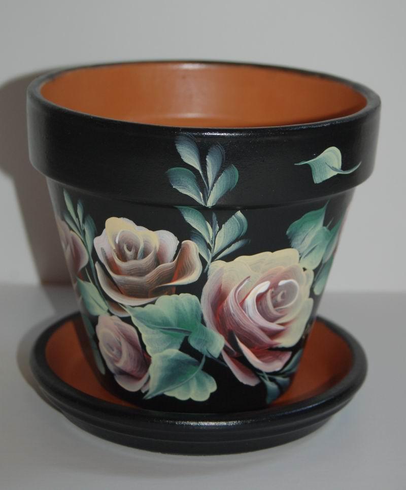 Flower pots for Clay pots designs